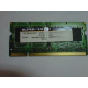 Memoria De Laptop Super Talent Ddr2-533 1gb