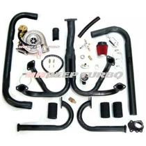 Kit Turbo Fusca Carb. Dupla 1600 Com Turbina Master Power T2