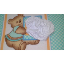 Pantaleta Plástica Para Bebes. Tallas P, M, G, Xg
