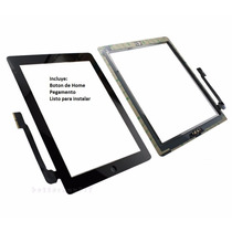Touch Ipad 3 Y 4 Negro Blanco A1416 A1430 A1459 A1458 A1460