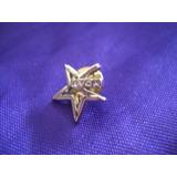 Broche Pin Boton Avon Vintage Antiguidade Estrela