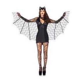 Disfraz Leg Avenue Murcielago Ideal Para Halloween