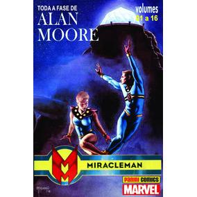 Box, Caixa, Para Miracleman Fase Alan Moore (panini)