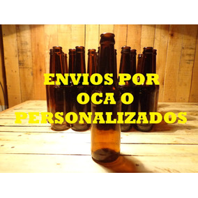 Botellas Vacías Cerveza Artesanal 330 500 660 740 Ml 1 Litr