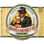 Carteles Antiguos Chapa Gruesa 20x30cm Birra Moretti Dr-235