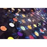 Lps/lote Com 100 Discos Para Enfeites E Decoração