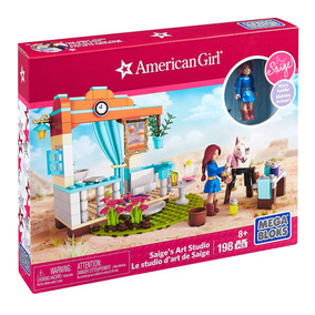 American Girls Set Para Armar De Megablocks