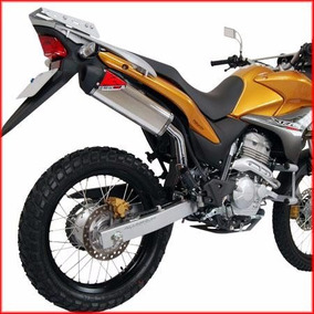 Escape Esportivo Xre 300 Coyote 2 Way