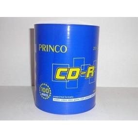 Cd Princo Bobina De 1 Unidad Cap. 700mb / 80 Minutos