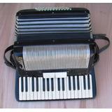 Acordeon A Piano Scandalli 48 Bajos 2 Registros C/estuche