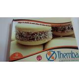 Alfajores Themba Maicena Caja X 12 - Celiacos -
