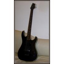 Excelente! Guitarra Cort Kx 5fr C/ Foyd, Push, Funda Permuto