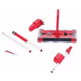 Vassoura Elétrica S/ Fio Magic 110 Ou 220v P/ Limpeza - A-11
