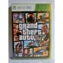 Grand Theft Auto Gta V 5 Xbox 360 Lacrado Novo Midia Fisica
