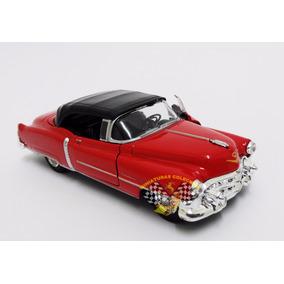 Miniatura Cadillac Eldorado Verm. (soft-top) 1953 1:39 Welly