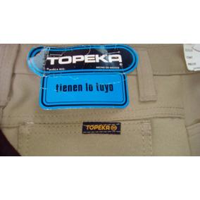Pantalón Topeka Corte Recto Nuevo