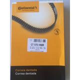 Correa Tiempo Optra Desing Advance Marca Continental