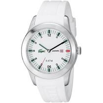 Reloj Lacoste Advantage Blanco Masculino