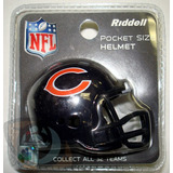 Micro Casco Pocket Nfl Envio Dhl/fedex