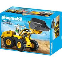 Playmobil 5469 Cargadora Frontal