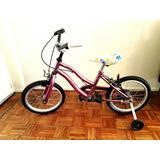 Bicicleta Bmx Niña