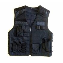 Chaleco Táctico Policial- Chaleco Tipo Swat- Oferta- Segupol
