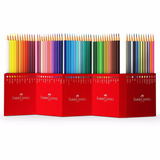60 Lapices Colores Faber Castell Colorear 63690/ Fernapet