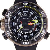 Relógio Citizen Aqualand Eco-drive Bn2025-02e Lançamento