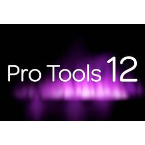 Pro Tools 12 Original *licença Vitalícia + 1 Ano De Upgrades