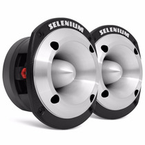 Kit Selenium Jbl 2 Tweeter St-400 300w Rms Cromado Promoção