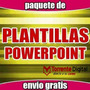 Pack De 1200 Plantillas Para Presentaciones En Power Point