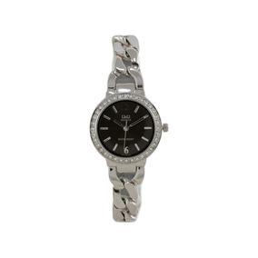 Reloj Q&q F503-202y Plateado Pm-7153953