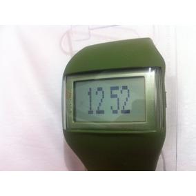 Reloj Para Dama Marca Odm Modelo Dd99a-10 Verde