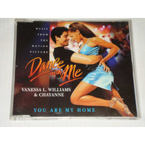 Dance With Me - You Are My Home Cd Promo Epic
