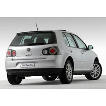 Volkswagen Golf Sportline 2010 Sucata Para Retirada De Peças
