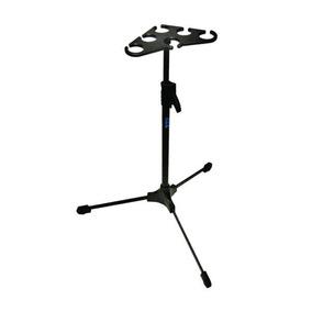 Suporte Para 6 Microfones Ask M6 Arara Descanso Regulagem