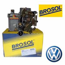 Carburador Solex H30/31 Pict Fusca 1600 Exportação 117510