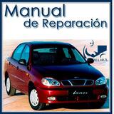 Daewoo Lanos Manual De Taller 1996-2002 En Inglés