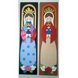Virgenes Y Santos Madera Virgen De Coromoto Y Mas