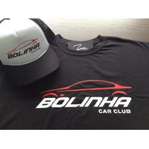 Boné Personalizado Trucker + Camiseta Personalizada, Compre!