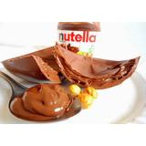 Nutella 650gr Gigante Ferrero Para Rechear Ovos Pascoa