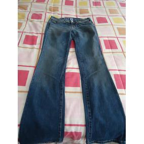 Pantalon Italiano De Mezclilla Nfy 100% Original 3-28