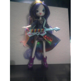 Muñeca Barbie Mi Pequeño Pony Rarity 2 Monster High