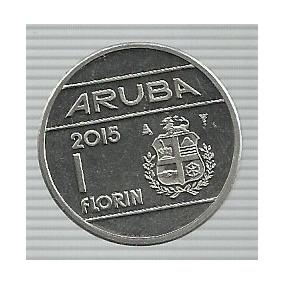 Aruba 1 Florin 2015