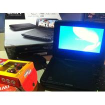 Reproductor De Dvd Portatil Sony Dvp-fx750