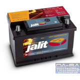 Bateria Jalit 12x75 Libre Mantenimiento Reforzada. Rosario