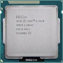 Processador Intel Core I5 3470 3,2ghz Socket 1155 + Cooler