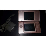Nintendo Ds Lite Rosa Usado A Meses Sin Intereses