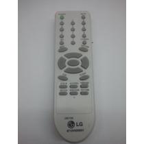 Control Remoto Tv Lg Lcd Plasma Pant/plana C/ Forro Protecto