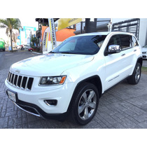 Jeep Grand Cherokee 5p Limited 4x2 V6 Aut 2014